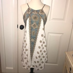 patterned O'Neill dress